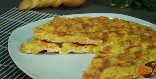 Ricetta frittata di patate: in padella, al forno