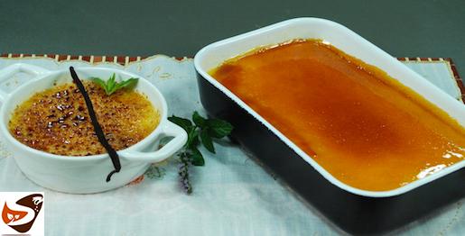 Creme brulee: ricetta originale