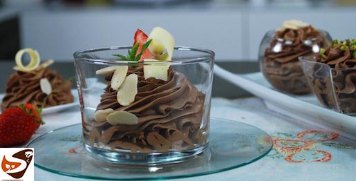Mousse al cioccolato fondente: ricetta classica