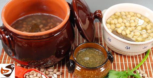 Come cucinare i legumi secchi: lenticchie, ceci, fagioli