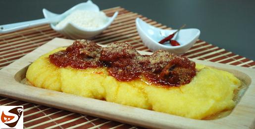 Polenta con salsiccia: ricette primi piatti