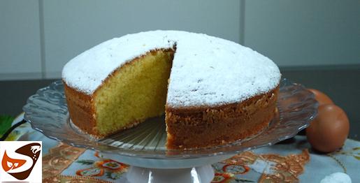 Torta paradiso: soffice come la torta margherita