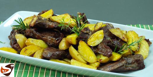 Agnello al forno: con patate e aromi – ricette di Pasqua