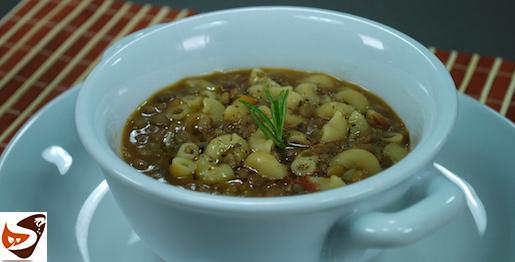Pasta e lenticchie: ricetta semplice e salutare