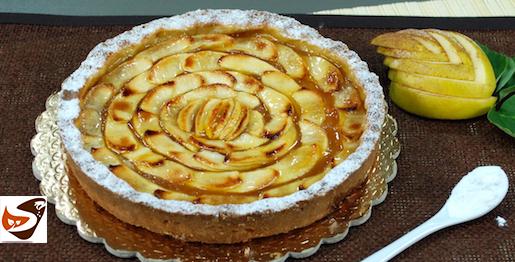 Crostata di mele: ricetta buonissima e facile da fare!
