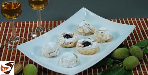 Pasticcini alle mandorle: tenerissimi biscotti di pasta di mandorla (dolci siciliani)