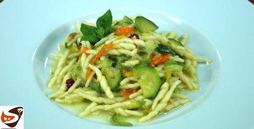 Pasta con zucchine, Ricetta perfetta!