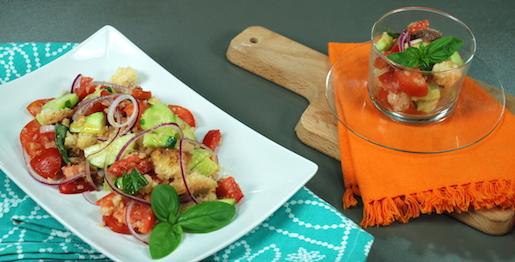 Panzanella, insalata veloce e rinfrescante – ricette estive