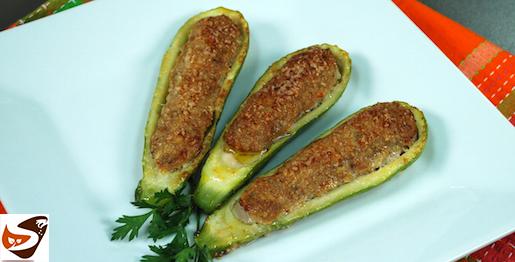 Zucchine ripiene, facilissime e buonissime – ricette estive