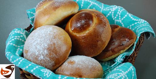Brioche col tuppo fatte in casa, facili e sofficissime – Dolci siciliani