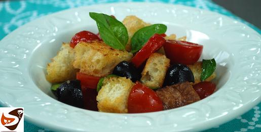 Bruschetta rapida in padella con crostini e pomodoro – Ricette estive