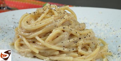 Pasta cacio e pepe, vi svelo il segreto per renderla cremosa! – Primi piatti veloci