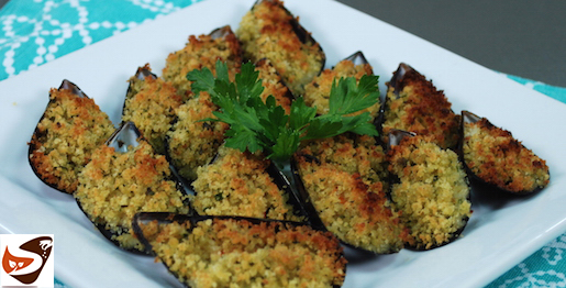 Cozze gratinate al forno, ricetta semplice e sfiziosa – Antipasti veloci – SPEZIATA