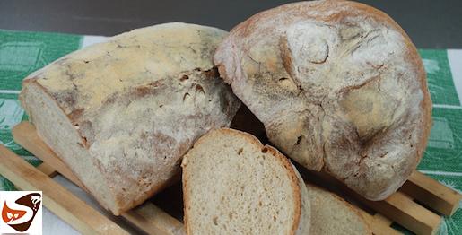 Pane fatto in casa, fragrante, alto, soffice e croccante – Ricette di cucina