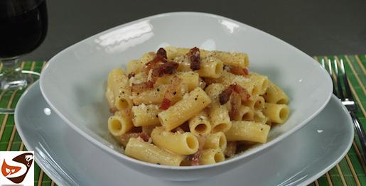 Pasta alla gricia, la ricetta perfetta!