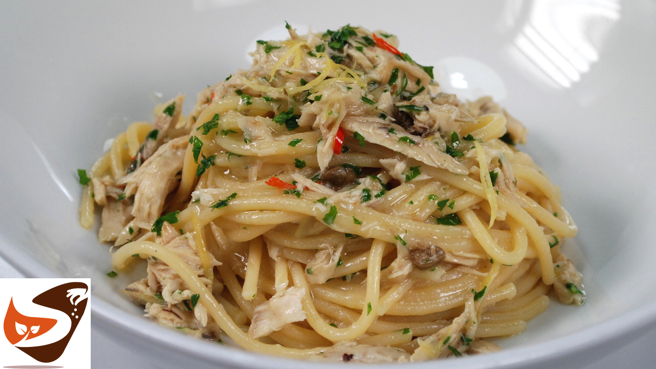 Spaghetti tonno e limone – Piatto gustosissimo, facile e veloce