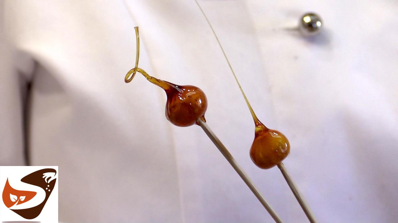 Frutta secca caramellata