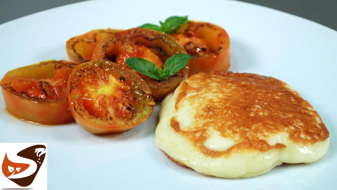 Scamorza e prosciutto in padella e alla piastra – Facile, Veloce  e gustosa – Secondi piatti