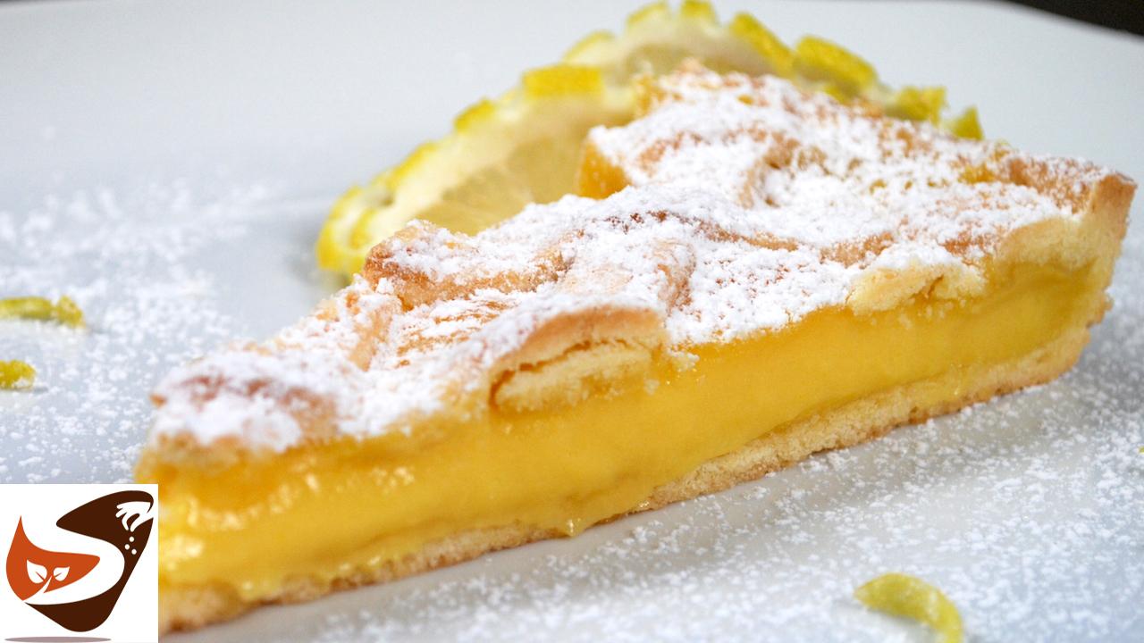 Crostata al limone – Semplice e irresistibile – Dolci facili