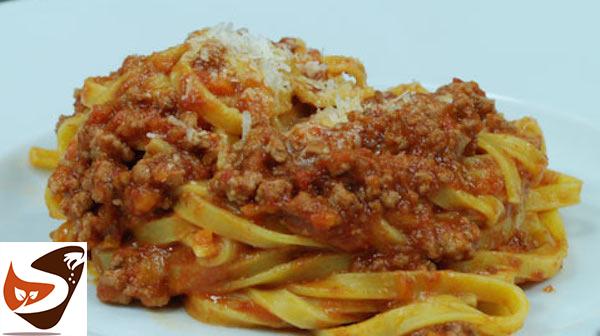 Ragù alla bolognese, ottimo per lasagne, tagliatelle e fettuccine